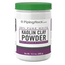 Kaolin White Clay, Moisturizing & Cleansing Clay Mask (350g)