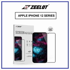 Apple iPhone 12 / Mini / Pro Pro Max Zeelot Steel Wire Tempered Glass