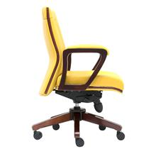 Presidential Low Back Wooden Series Office Chair - FREE E2293H