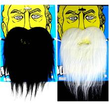 Men's Beard set long / party/ ready stock