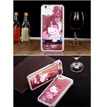 iPhone 5 5s 6 6 ​​plus SE Hello Kitty Blink Quicksand Back