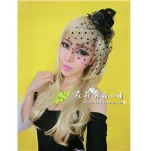 Cosplay hair wig blonde O5/ready stock/ rambut palsu