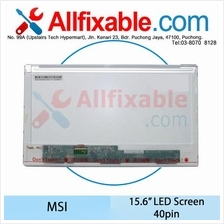 "15.6"" FHD Full HD MSI GE60 Laptop LED LCD Screen"