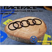 RACEFACE Accessory Cinch Crank BB Spacer Kit BB 386 F10011