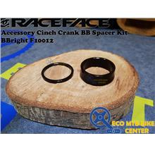 RACEFACE Accessory Cinch Crank BB Spacer Kit BBright F10012