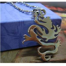 Dragon Naga EX Smaug 316L Stainless Steel Pendant Chain