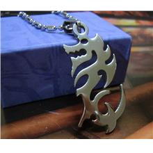 Dragon Naga Smaug DX 316L Stainless Steel Pendant Chain