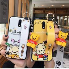 Oppo F11 Pro Winnie the pooh Cute Korea Case Casing Cover Handheld