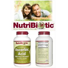 NutriBiotic, 100% Pure Ascorbic Acid, DIY Vitamin C Serum (454g)