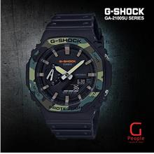 CASIO G-SHOCK GA-2100SU-1A CARBON CORE WATCH 100% ORIGINAL