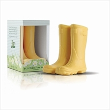 Scottish Fine Soaps Welly Boot Soap Yellow Collection
