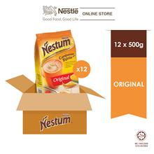 NESTLE NESTUM All Family Cereal Original Softpack 500gx12Packs(Carton)