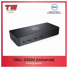 DELL D3100 DOCKING STATION (Universal)