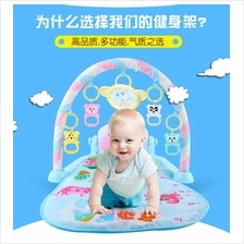 Baby Children Animal Colourful Muscial Piano Toy Playgym Playmat Play