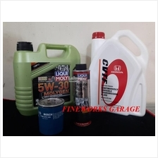 HONDA CITY iDSI/VTEC LIQUI MOLY ENGINE OIL AND ATF PACKAGE