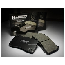 WORKS ENGINEERING STREET 5 Brake Pad Waja 1.6