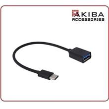 USB3.0 F to Type C Male Xiaomi 5 Huawei P9 Phone OTG Cable