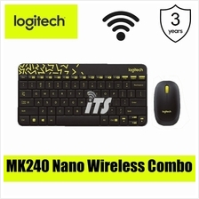 Logitech MK240 Nano Wireless Keyboard And Mouse Combo