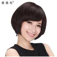 Short hair wig CH18/ ready stock/ rambut palsu