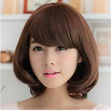 short wig CH7/ready stock/ rambut palsu