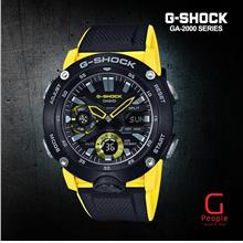 CASIO G-SHOCK GA-2000-1A9 WATCH 100% ORIGINAL