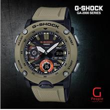 CASIO G-SHOCK GA-2000-5A WATCH 100% ORIGINAL