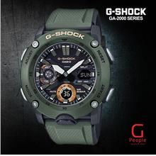 CASIO G-SHOCK GA-2000-3A WATCH 100% ORIGINAL