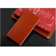 Mofi Lenovo A880 A889 PU Leather Flip Case Cover Casing + Free SP