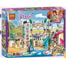 Bela 11035 Friends The Heartlake City Resort Compatible lego 41347