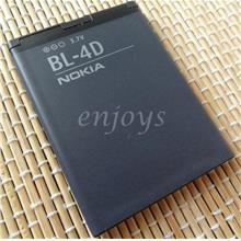 Enjoys: 100% Original Battery BL-4D Nokia E5 E7-00 N8 N8-00 N97 mini