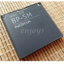 Enjoys: 100% Original Battery BP-5M Nokia 5700 6110 6500S 7390 8600