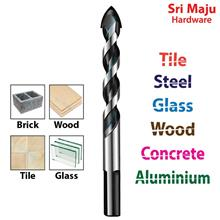 MAJU Multi Purpose Material Drill Bit Drilling Porcelain Ceramic Tile
