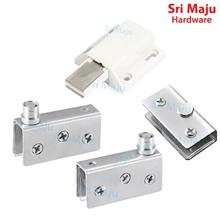 MAJU GM-TSS Solid Steel Single Hi-Fi Cabinet Glass Magnet