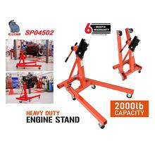 Mighty 2000lbs (900kg) Heavy Duty Foldable Engine Stand