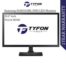 "Samsung 23.6 "" Inch Widescreen Full HD LED Backlit LCD Monitor S24E310H"