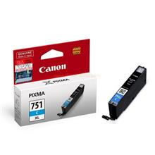 GENUINE CANON CLI-751XL CYAN INK CARTRIDGE **NEW**SEALED BOX