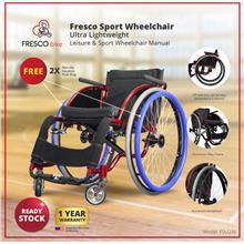 Fresco Sport Wheelchair Malaysia Leisure & Sport Wheelchair Manual