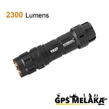 Acebeam TK17-AL Ultra-Compact EDC LED Flashlight - 2300 Lumens