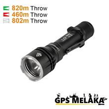 Acebeam L17 Ultra-Long Throw 820 Meters Tactical Flashlight