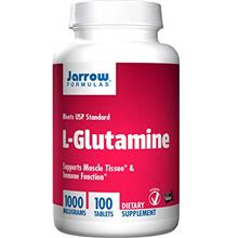 Jarrow Formulations Jarrow L-glutamine, Supports Muscle Tissue  & Immune Funct