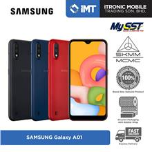 [MY] Samsung Galaxy A01 Smartphone [2GB RAM/16GB ROM] Black/Blue