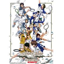 The Prince of Tennis Best Games Japanese Anime DVD