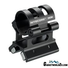 Nitecore GM02MH Magnetic Barrel Gun Mount for Flashlight