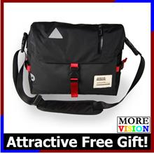Flash Messenger Sling Bag Shoulder Outdoor Casual Backpack Bag +Gift