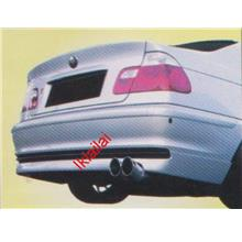 BMW E46 '00-02 REAR SKIRT [BREYTON]