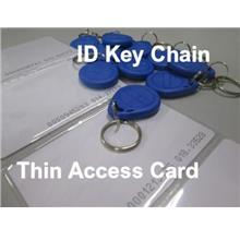 *RFID Tag ID Proximity Card 125Khz appartment Token Door Key Access