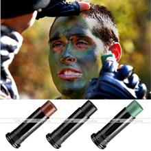 3 in 1 Camouflage Face Paint-Make Up Military Cosplay Theatrical Army