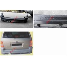 Naza Ria Korea Spec Rear Bumper