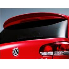 Volkswagen Golf 6 `08 VI Rear Spoiler ABT Style ABS [VW02-SR03-U]