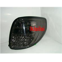 Suzuki SX4 Tail Lamp Crystal LED Smoke